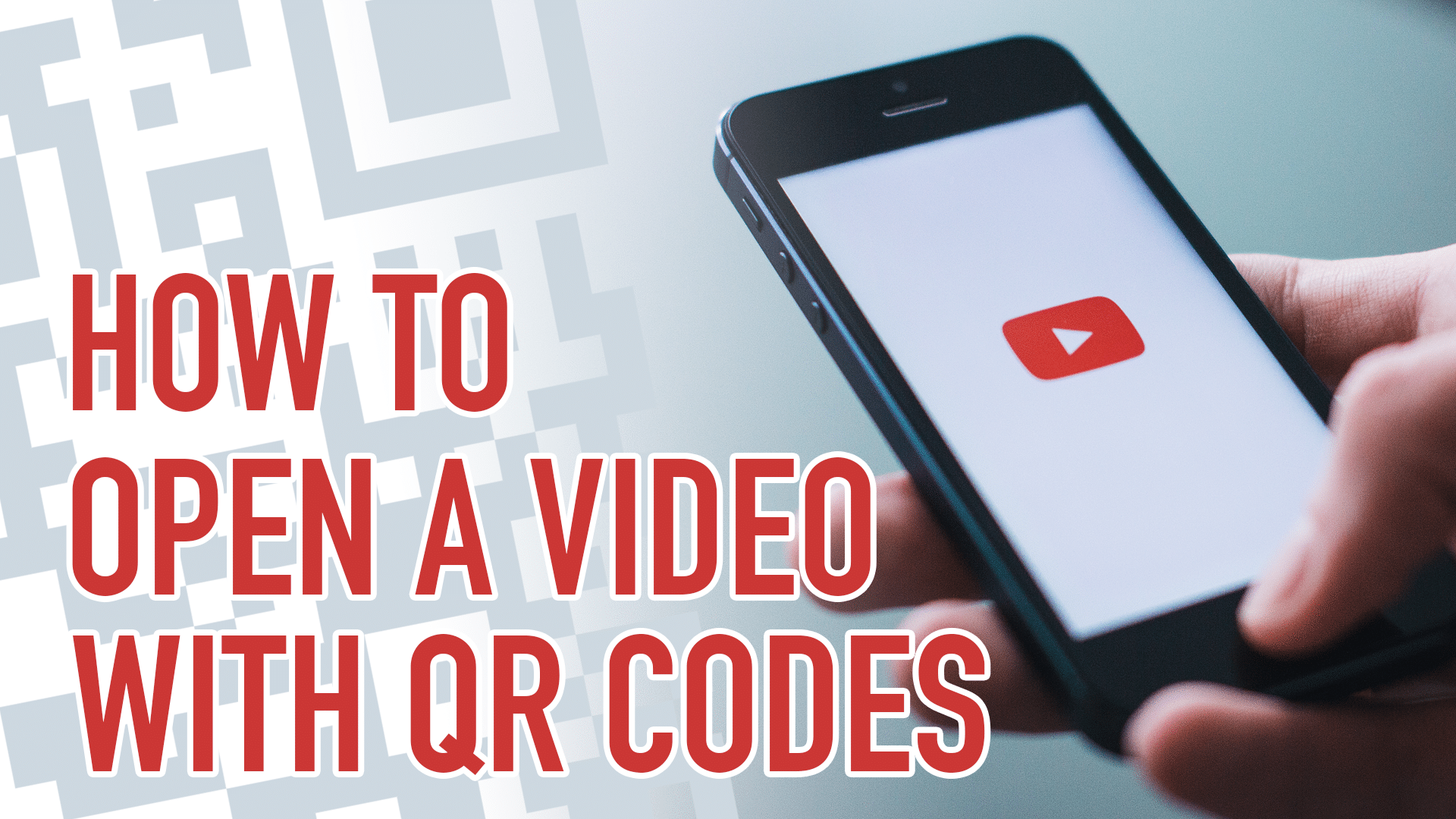 How To Create A QR Code That Opens Mobile Video - 708 Media