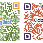 Custom Designed QR Codes