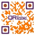 Custom Designed QR codes from QRlicious